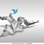 stock-vector-origami-abstract-background-paper-is-transformed-to-birds-83624386