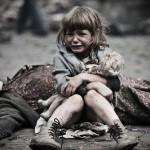 war-and-crying-girl